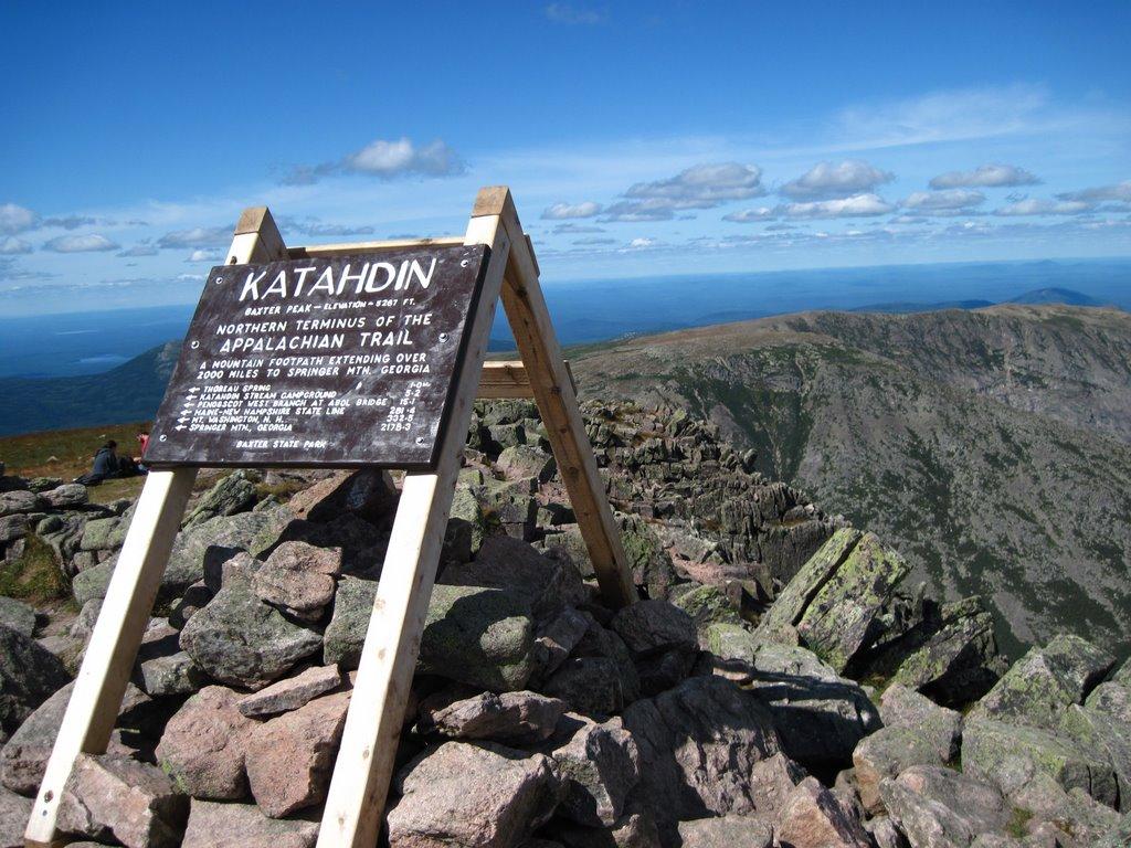 Katahdin Peak
