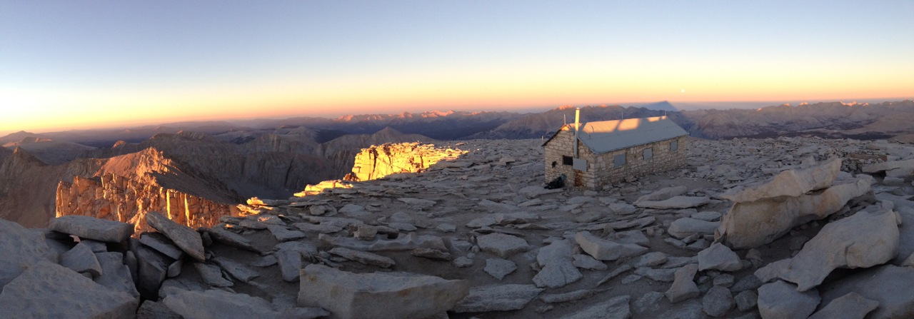 Mt. Whitney Summit